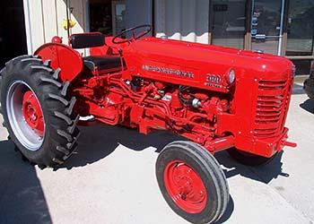 1957 International Harvester Tractor