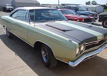 1969 Plymouth GTX - 2014 Concours Gold Winner